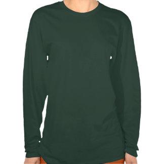 Diário eu sou pássaro do papagaio-do-mar de camisetas