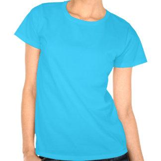 Diário eu sou t-shirt de T-Rexin com silhueta