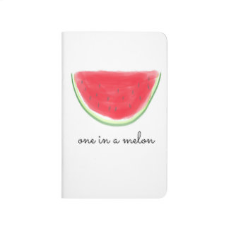 """Diário """"Um caderno de bolso de um melão"""""""