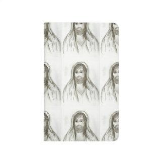 Diário Um Jesus vestido com robe