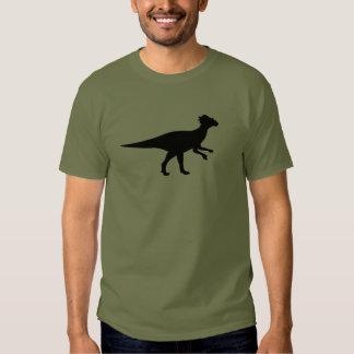 Dinossauro de Pachycephalosaurus Camisetas