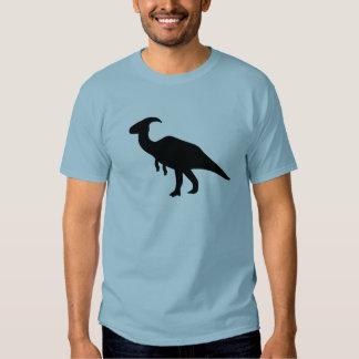 Dinossauro de Parasaurolophus Camisetas