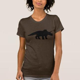 Dinossauro do Triceratops Tshirt