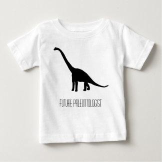 Dinossauro futuro do Paleontologist T-shirt