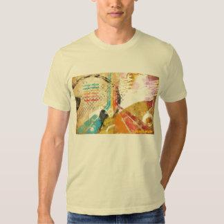 Disco retro camisetas