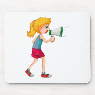 Discurso Mouse Pad