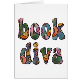 Diva 2 do livro cartões