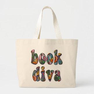 Diva 2 do livro bolsas de lona