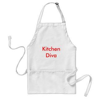 Diva da cozinha avental