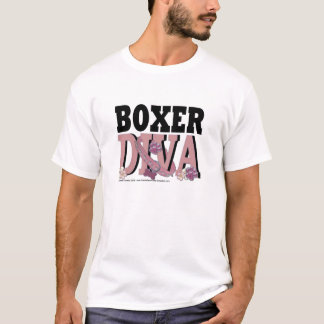 Diva do pugilista - Marley Photo-01 Camiseta