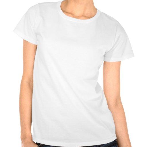 Divertimento da dança da salsa tshirts