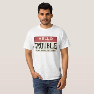 Divertimento do despedida de solteiro t-shirts