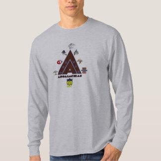 Divisão de 2011 Appalachian Tshirt