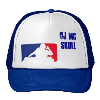 DJ MC SKULL KIDS BONÉ