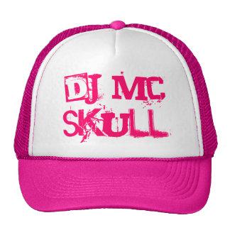 DJ MC SKULL LOVE BONÉ