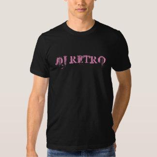 DJ RETRO TSHIRT