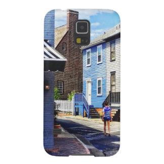 DM de Annapolis - Dar uma volta ao longo da rua de Capinhas Galaxy S5