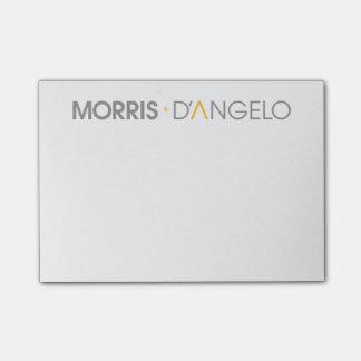 """DM - O Cargo-it® nota 4"""" x 3"""" Sticky Notes"""