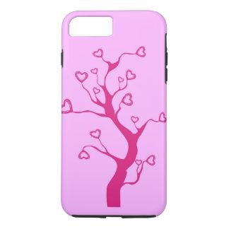 """Do """"árvore coração"""" para o telefone 6/6s de I mais Capa iPhone 7 Plus"""
