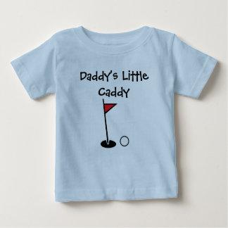 """Do """"camisa do bebê do pouco transportador pai"""" t-shirt"""