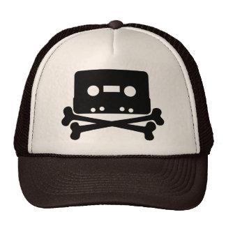 """Do """"chapéu da fita crânio"""" bonés"""