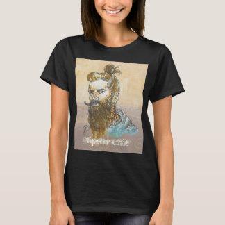 """Do """"chique hipster"""", o t-shirt básico das mulheres"""