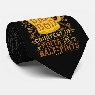 Do corpo engraçado do pai dos pais da cerveja gravata