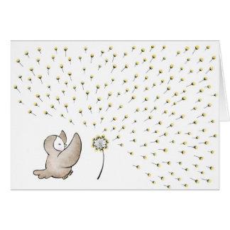 """Do """"desejo aniversário """" cartões"""