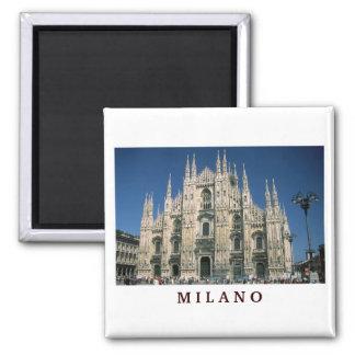 """Do """"domo IL, ímã de Milão, Italia"""" Imã"""