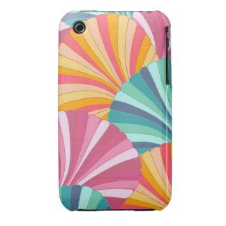 """Do """"escudos verão """" capa de iPhone 3 Case-Mate"""