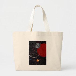 ~ do ESPAÇO (design 15) Bolsa Para Compras