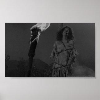 """Do """"hotel horror"""" ou """"cidade"""" do cartaz cinematogr poster"""