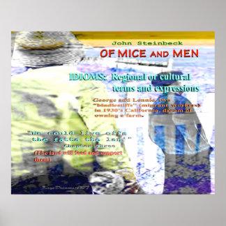 Do idioma dos ratos e dos homens impressão