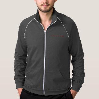 [DO PENÚRIA EAT California Fleece blusão desportiv Jaquetas Estampadas