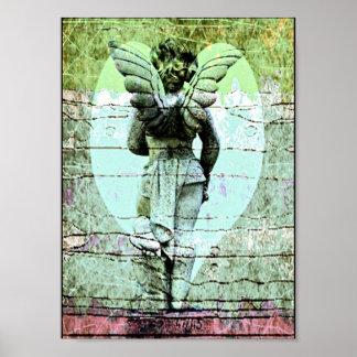 """Do """"poster anjo e do coração"""