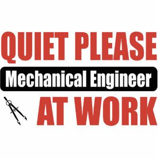 Do silêncio engenheiro mecânico por favor no traba foto escultura