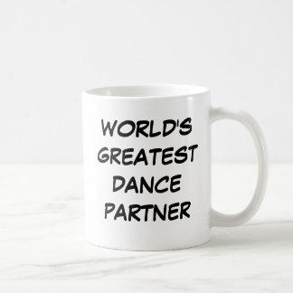 """Do """"sócio da dança mundo caneca do grande"""""""
