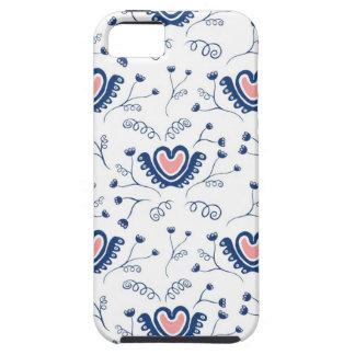 """Do """"teste padrão coração """" capas para iPhone 5"""