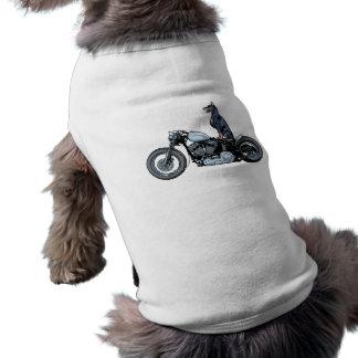 Dobercycle Camisa Sem Mangas Para Cachorro