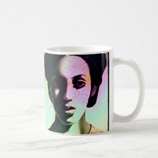 dobro da mulher caneca de café