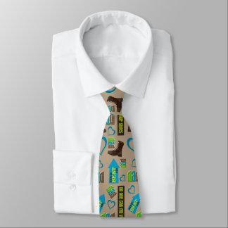 Dobro do dia dos pais dos calçados dos pais gravata