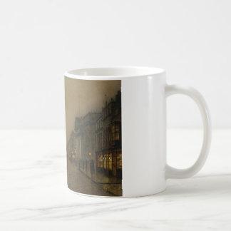 Doca de Salthouse, Liverpool por John Atkinson Caneca De Café