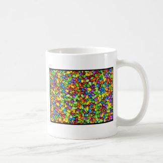 Doces abundante caneca de café
