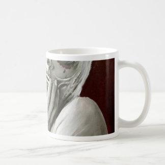 doces do crânio caneca de café