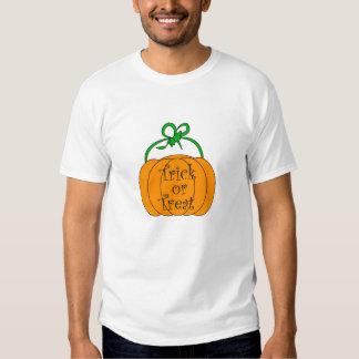 Doçura ou travessura da abóbora - Tshirt