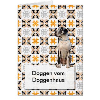 Doggen cartões