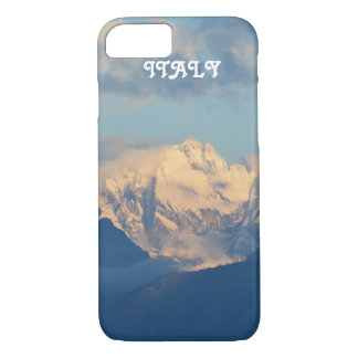 Dolomites tampadas neve capa iPhone 7