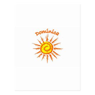 Dominica Cartão Postal