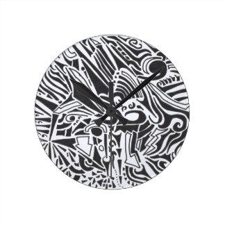 Dominó Relógios De Pendurar