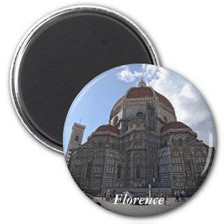 Domo de Florença Ímã Redondo 5.08cm